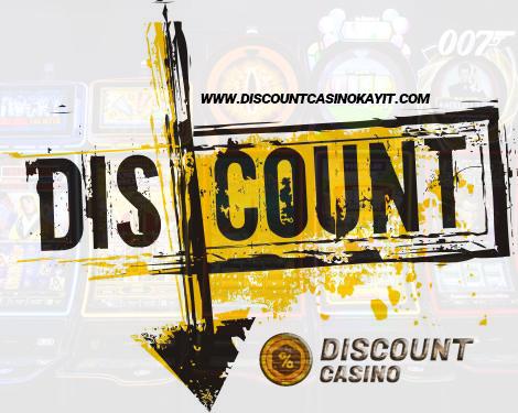 Discount Casino 13 Giriş