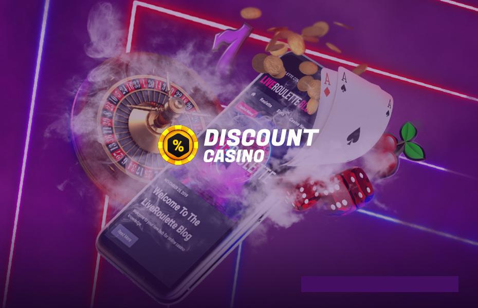 Discount Casino Oyna 2021